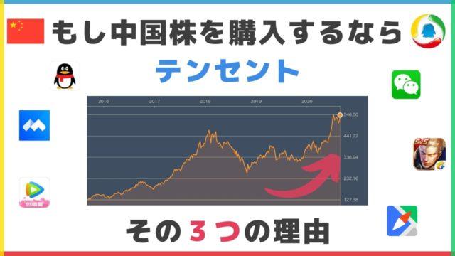 中国株 テンセント